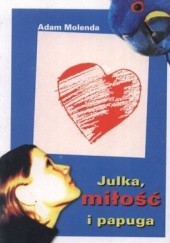 Okładka książki Julka, miłość i papuga Adam Molenda
