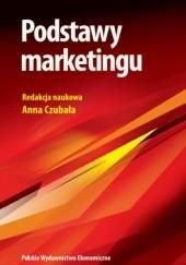 Okładka książki Podstawy marketingu Anna Czubała