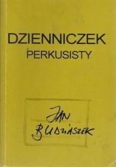 Okładka książki Dzienniczek perkusisty Jan Budziaszek