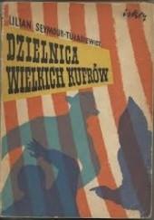 Okładka książki Dzielnica wielkich kufrów Lilian Seymour-Tułasiewicz