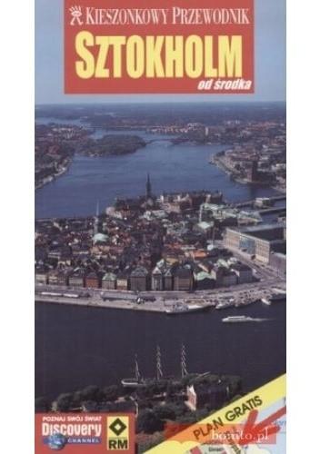 Okładka książki Sztokholm od środka praca zbiorowa