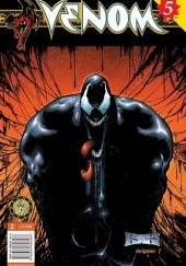 Okładka książki Venom: Dreszcz cz.2 Daniel Way,Francisco Herrera