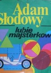 Okładka książki Lubię majsterkować Adam Słodowy
