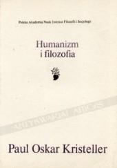 Okładka książki Humanizm i filozofia: cztery studia