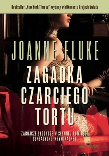 Okładka książki Zagadka czarciego tortu Joanne Fluke