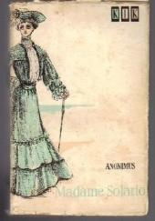 Okładka książki Madame Solario Gladys Huntington