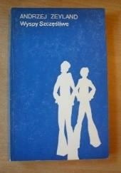 Okładka książki Wyspy Szczęśliwe