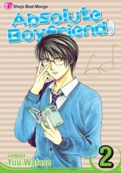 Okładka książki Absolute Boyfriend #2 Yū Watase
