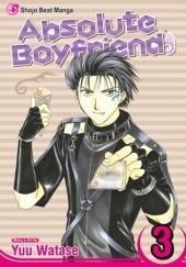 Okładka książki Absolute Boyfriend #3 Yū Watase