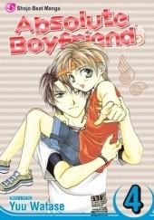 Okładka książki Absolute Boyfriend #4 Yū Watase