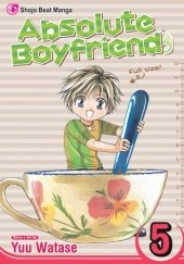 Okładka książki Absolute Boyfriend #5 Yū Watase