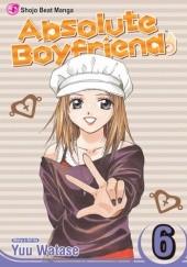 Okładka książki Absolute Boyfriend #6 Yū Watase