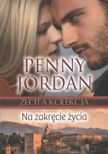 Okładka książki Na zakręcie życia Penny Jordan