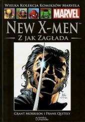 Okładka książki New X-Men: Z jak Zagłada Grant Morrison,Frank Quitely,Ethan Van Sciver