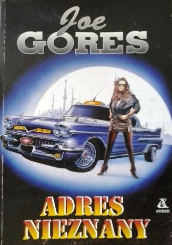 Okładka książki Adres nieznany
