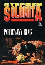 Okładka książki Policyjny ring