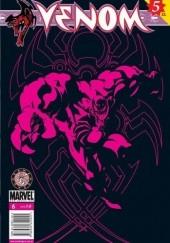 Okładka książki Venom: Pościg, cz.1 Daniel Way,Paco Medina
