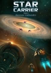 Okładka książki Star Carrier: Środek ciężkości Ian Douglas
