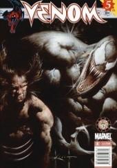 Okładka książki Venom: Pościg, cz.3 Daniel Way,Paco Medina