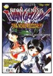 Okładka książki Neon Genesis Evangelion 7/99: