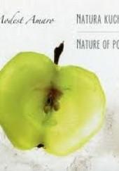 Okładka książki Natura kuchni polskiej Wojciech Modest Amaro
