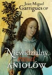 Okładka książki Niewidzialny świat aniołów Jean-Miguel Garrigues
