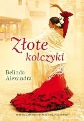 Okładka książki Złote kolczyki Belinda Alexandra