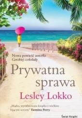 Okładka książki Prywatna sprawa Lesley Lokko