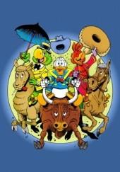 Okładka książki The Magnificent Seven (Minus Four) Caballeros! Don Rosa