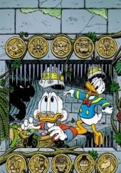 Okładka książki The Treasure of the Ten Avatars Don Rosa