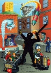 Okładka książki The Black Knight Don Rosa