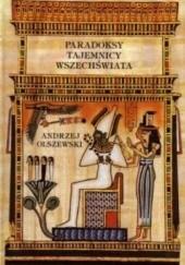 Okładka książki Paradoksy tajemnicy wszechświata Andrzej Olszewski