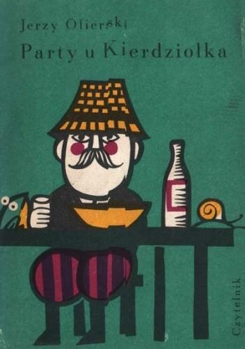 Okładka książki Party u Kierdziołka Jerzy Ofierski