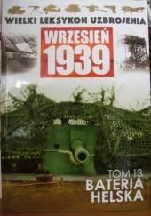 Okładka książki BATERIA HELSKA - Cyplowa bateria im. Helidora Laskowskiego