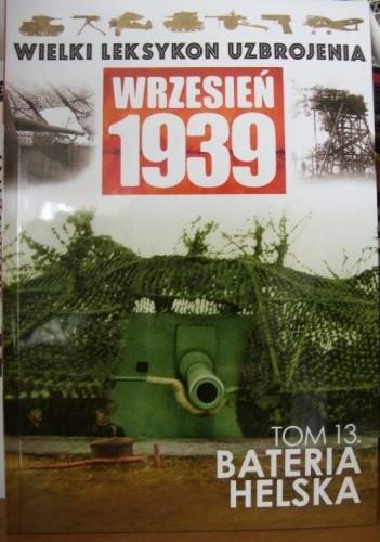 Okładka książki BATERIA HELSKA - Cyplowa bateria im. Helidora Laskowskiego Waldemar Nadolny