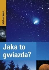 Okładka książki Jaka to gwiazda? Michael Vogel