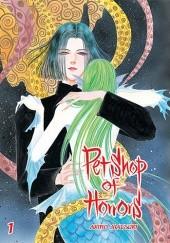 Okładka książki Pet Shop of Horrors #1 Matsuri Akino