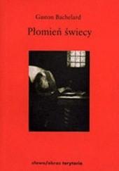 Okładka książki Płomień świecy