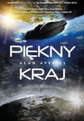 Okładka książki Piękny kraj Alan Averill