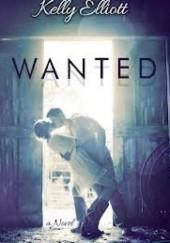Okładka książki Wanted Kelly Elliott