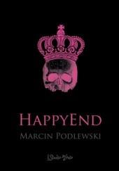 Okładka książki Happy End Marcin Podlewski
