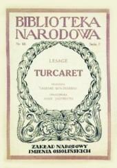 Okładka książki Turcaret czyli Finansista Alain Rene Lesage