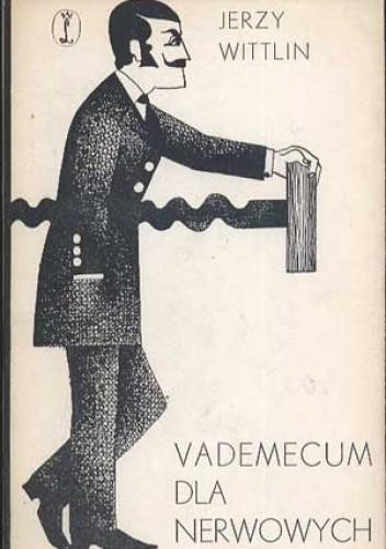 Okładka książki Vademecum dla nerwowych