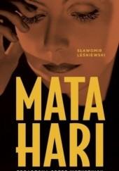 Okładka książki Mata Hari Sławomir Leśniewski