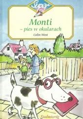 Okładka książki Monti - pies w okularach Colin West