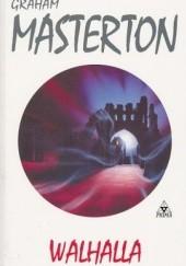 Okładka książki Walhalla Graham Masterton