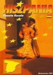 Okładka książki Hiszpania Danuta Kucała