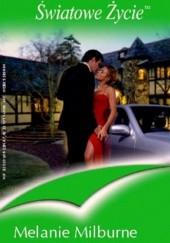 Okładka książki Pisarka i milioner Melanie Milburne