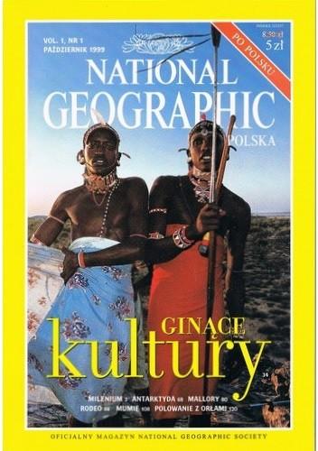 Okładka książki National Geographic 10/1999 (1) Redakcja magazynu National Geographic