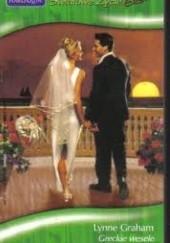 Okładka książki Greckie wesele Lynne Graham